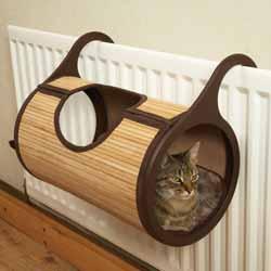 Katzenbett Heizung