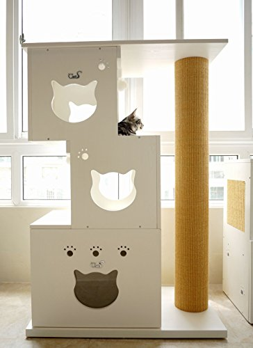 design kratzbaum multi cat treedesign kratzbaum multi cat. Black Bedroom Furniture Sets. Home Design Ideas