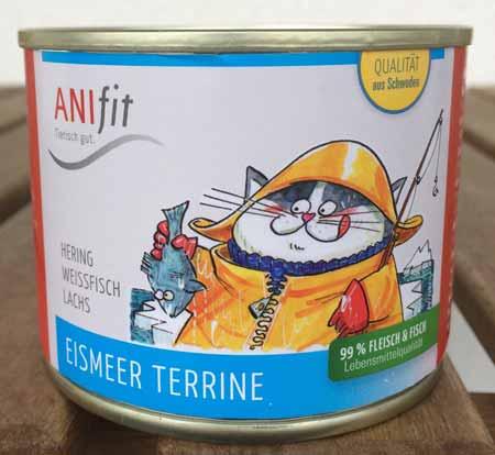 Artgerechtes Katzenfutter