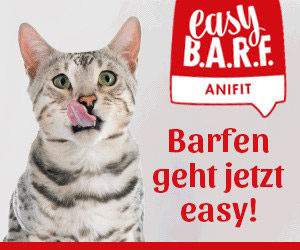 Anifit Katzenfutter Barf
